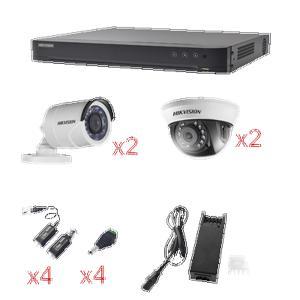 Kit CCTV 2 cámaras