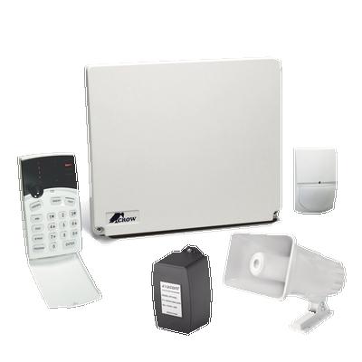 Kit de alarma Residencial