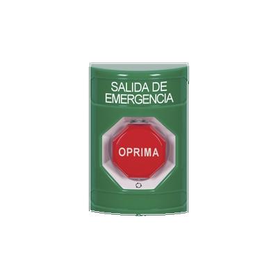 Botón de Salida de Emergencia