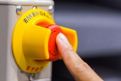 Botones de Emergencia