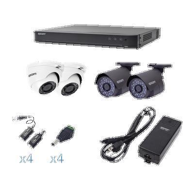 Kit CCTV 4 cámaras